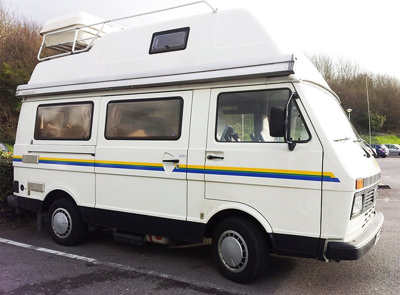 4521c7d7aa Importing a LHD Campervan (VW LT28 Westfalia Florida) Into the UK ...