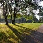 Lovely riverside ride