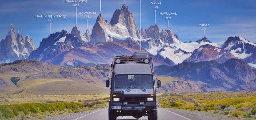Trailsurfers series 1 VW LT 4x4 campervan conversion