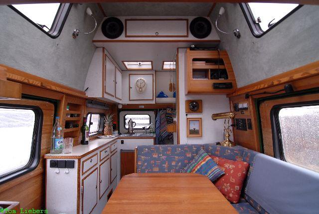 My favourite self build interior